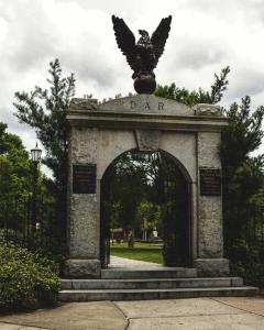 Colonial Park Cemetery - Photo
