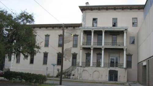 Top 10 Most Haunted Places in Georgia - Photo