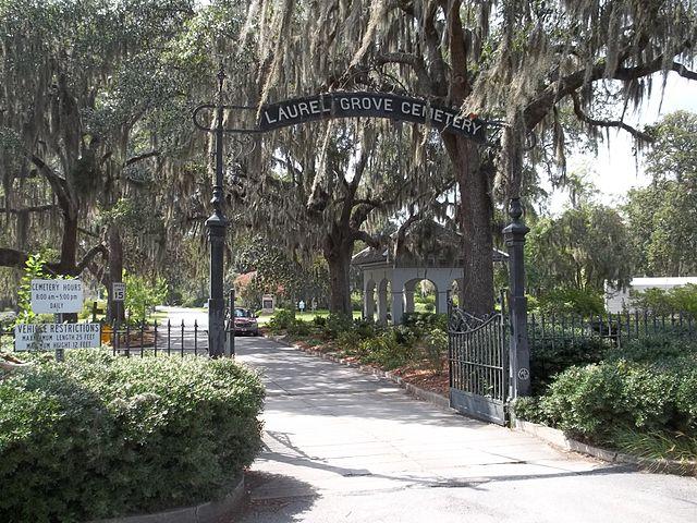 Laurel Grove Cemetery - Photo