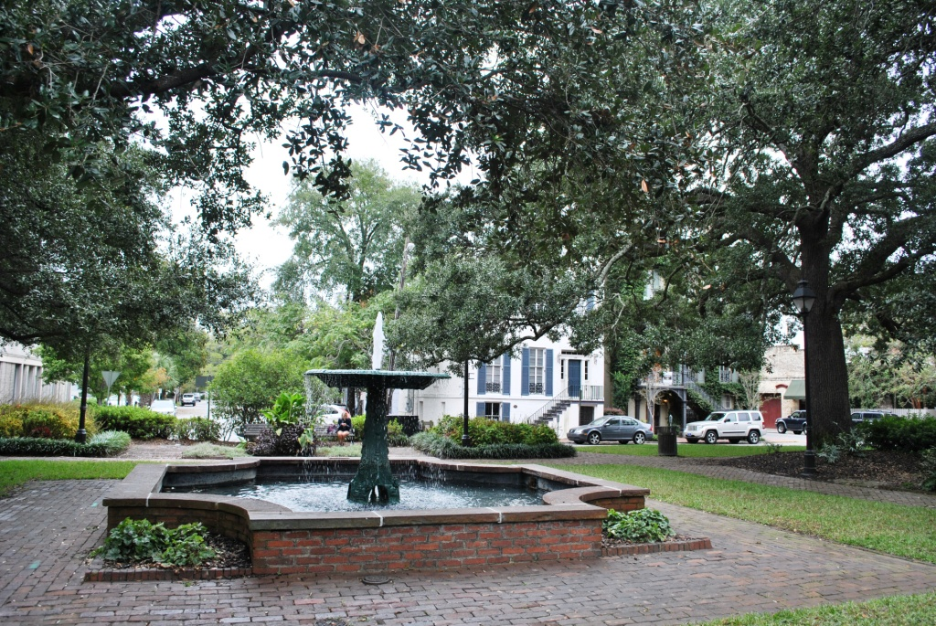 The Haunted Houses on Columbia Square - Photo